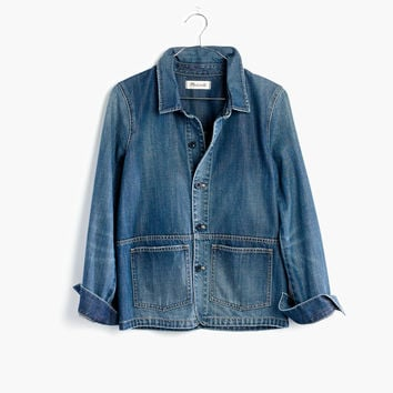 Denver Jean Jacket : shopmadewell AllProducts | Madewell