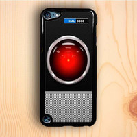 Dream colorful Hal 9000 Hello Dave iPod Touch 5th Generation Case