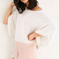 State of Being Kimono Off-The-Shoulder Tee - Urban Outfitters