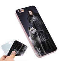 Game of Thrones Wolf Case