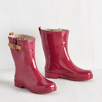 Be? Rain Boot in Magenta