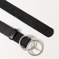 Double O-Ring Belt   Urban Outfitters