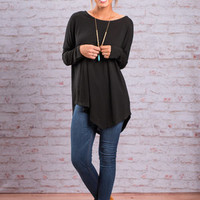 Born To Fly Top, Black