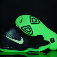 "Nike  Kyrie Irving 3 III  ""Fear"" Basketball Sneaker"