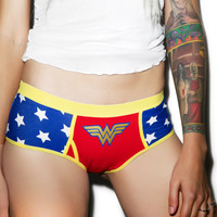 Undergirl Wonder Woman Panties Multi