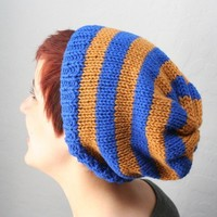 RAVENCLAW SLOUCHY HAT by hannahthehorrible on Etsy