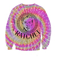 Miley Cyrus Ratchet Crewneck Sweatshirt
