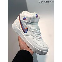 Nike Air Force 1 Mid cheap Men's and women's nike shoes