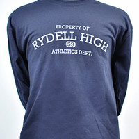 Broadway Merchandise Shop: Broadway Souvenirs and Apparel > Apparel > Grease Rydell High Long Sleeve