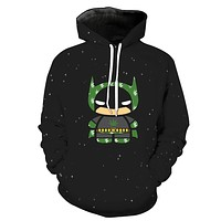 Batman The Weed Man Hoodie