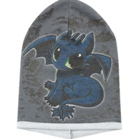 How To Train Your Dragon 2 Toothless Beanie