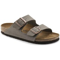 Birkenstock Womens Arizona 37 Stone