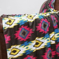 Wanderlust Aztec Throw