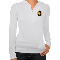 Rockhopper penguin cartoon hoodies