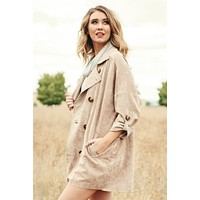 Prove Them Wrong Jacket (Taupe)