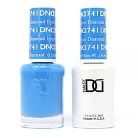 DND - Gel & Lacquer - Diamond Eyes - #741