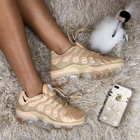 Nike 2018 TN Air Vapormax Plus Beige