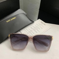 YSL Women Men Fashion Shades Eyeglasses Glasses Sunglasses