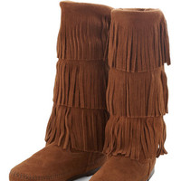 Minnetonka Boho SoCal Dreaming Boot