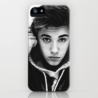Justin Bieber Signature iPhone Case by Toni Miller   Society6