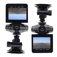 """New 2.5"""" HD Car Camera Recorder LED DVR Road Dash Video Camcorder LCD 270 Degree Wide Angle Motion Detection High Quality~"""