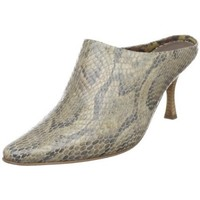 Aquatalia By Marvin K. Women`s Vocal Mule,Taupe Viper,9.5 B US