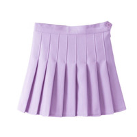 Best Deal Good Quality Fashion Skirt Beautiful Woman Of High Quality Women High Waist Pleated Mini Tennis Skirt 1pc