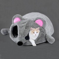 Cat Sleeping Bag Soft Mouse Shape  FREE SHIPPING