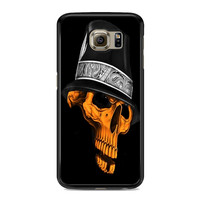 Skull Gangster For Samsung Galaxy S6 Case