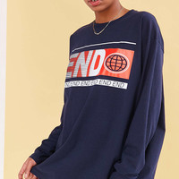 BDG End Long-Sleeve Tee - Urban Outfitters