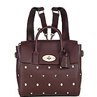 Mulberry - Cara Delevingne Studded Convertible Satchel - Saks Fifth Avenue Mobile
