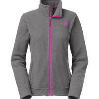 The North Face Khumbu Jacket in Charcoal Grey Heather for Women CTP0-CEN