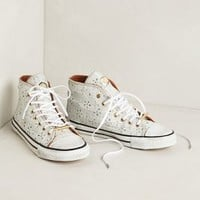 Fiorire High Tops by Black Dioniso White