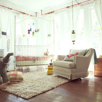 State's Breezy Chic Cowboy RoomNursery Tour   Apartment Therapy Ohdeedoh