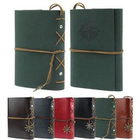 MC 2014 Spiral NoteBook Newest Diary Book Vintage