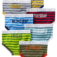 Brief 7-Packs for Baby