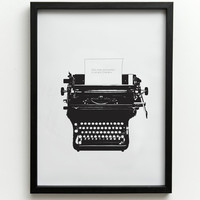 Typed Love (Small)