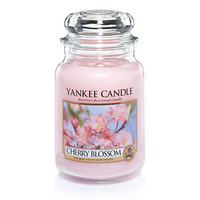 Cherry Blossom : Large Jar Candles : Yankee Candle