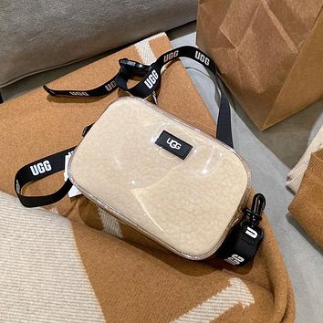 UGG camera bag stylish and beautiful shoulder bag