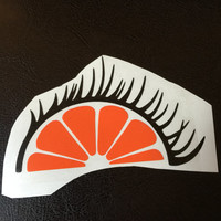 A Clockwork Orange Decal Any Color Any Size
