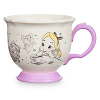 Disney Animators' Collection Teacup for Kids - Alice in Wonderland | Disney Store