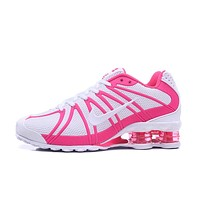 NIKE SHOX OZ Woman Men Fashion Sneakers Sport Shoes