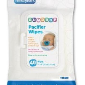 The First Years Gumdrop Pacifier Wipes