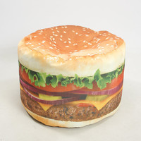 Cheese Burger Adult-Size Beanbag Chairs