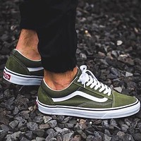 Vans Old Skool Casual Skate Shoes Sneakers Shoes