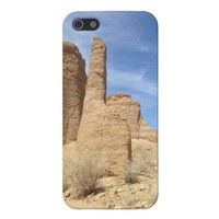 Pointing Desert Rock iPhone 5 Covers from Zazzle.com