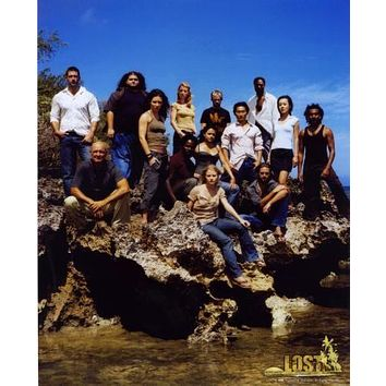 Lost Poster 24x36