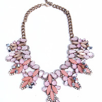 Pink Envy Necklace