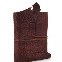 Soft Rustic Leather Journal 5x7
