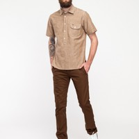 Rogue Territory Officer Trouser in Nutmeg